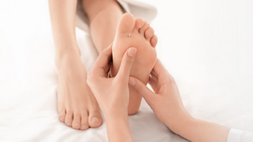 Foot Peeling